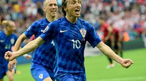 Luka Modric logrará legendaria marca este sábado con Croacia