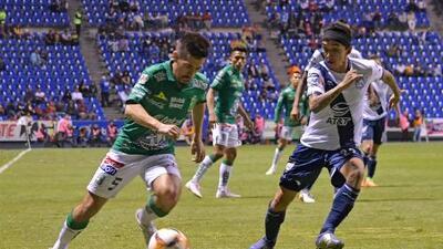 Cómo ver Puebla vs. León en vivo, por la Liga MX 27 de Septiembre 2019