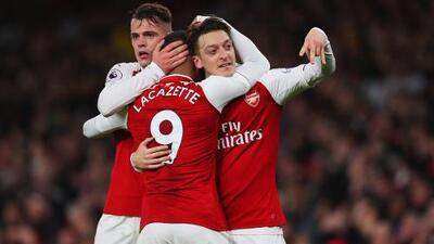 Preocupación en el Arsenal tras perder una pieza clave en su ataque