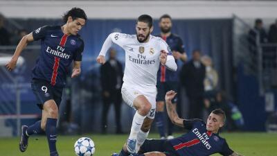 Cómo ver PSG vs. Real Madrid en vivo, Champions League