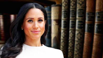Meghan Markle ya prepara su primer libro (y no se trata sobre su vida ni de la familia real)