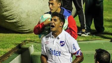 LA Galaxy esta por incorporarle 'garra' a su defensa con fichaje de uruguayo campeón con Nacional