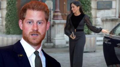 El príncipe Harry copió un mal hábito de Meghan Markle que podría poner en peligro su seguridad