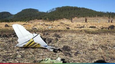 Trágico accidente de avión en el que murieron 157 personas, hace que Aeroméxico suspenda el uso del Boeing 732