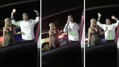 (VIDEO) Georgie Navarro da su versión de los hechos sobre video donde sale supuestamente ebrio y discutiendo con ciudadano