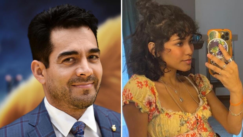 Ella es Andrea Chaparro, la guapa hija de Omar Chaparro que estará en el remake de Rebelde de Netflix (fotos)