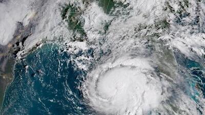Pronóstico de la trayectoria del poderoso huracán Michael