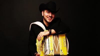 Jorge Valenzuela comenzó a tocar el acordeón por pura casualidad