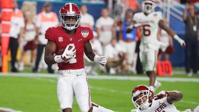 Alabama y Clemson disputarán el título del fútbol colegial