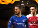 Así quedó la final de la UEFA Europa League: Chelsea será local ante el Arsenal en Bakú