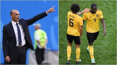 ¿Se equivocó Roberto Martínez al sustituir a Lukaku? Los Maestros opinan