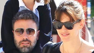 Ben Affleck y Jennifer Garner, ¿camino de la reconciliación?