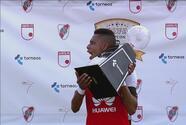 Santa Fe se llevó la Copa de Campeones de América ante River Plate