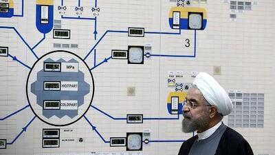 Irán suspende algunos compromisos del pacto nuclear con Europa, China y Rusia