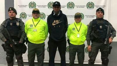 Reconocido exjugador de la Selección Colombia es detenido por presuntos nexos con el Cártel del Golfo
