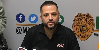Este diseñador de autos de varios artistas en Miami ofrece $10,000 por información sobre un atentado en su contra