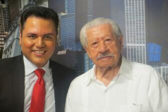 Ignacio López Tarso de visita en Chicago