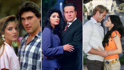Las parejas protagónicas más repetidas de las telenovelas