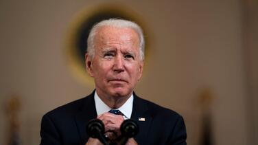 Biden pide acabar con el racismo tras veredicto en el caso de Floyd