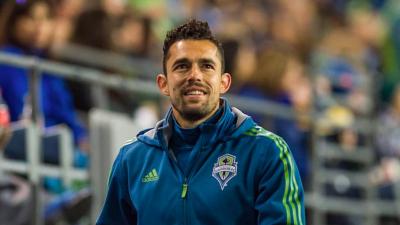 Hérculez Gómez buscará tener más minutos con Seattle Sounders