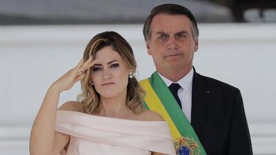 La primera dama de Brasil sorprende con un discurso en lenguaje de señas