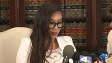 """""""Me hizo sentir incómoda"""": habla la periodista que fue besada a la fuerza por un boxeador"""