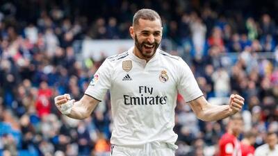 Benzema, reconocido como el Mejor Jugador francés en el extranjero