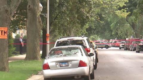 Investigan posible caso de homicidio-suicidio en el vecindario de West Ridge