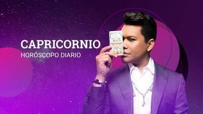 Niño Prodigio - Capricornio 8 de noviembre 2018