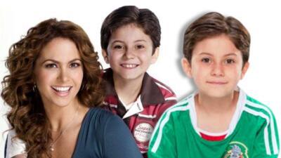 El hijo de Lucero en 'Por ella soy Eva' está irreconocible a 7 años del estreno de la telenovela