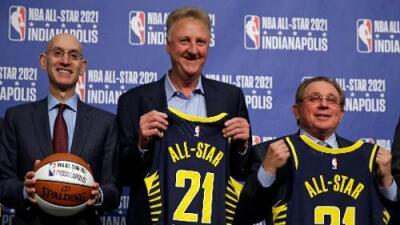 Indianápolis albergará el Juego de Estrellas de la NBA del 2021