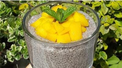 Pudín de chía con fruta fresca | Reto 28