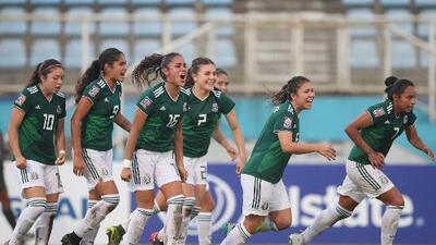 ¡Tri femenil Sub 20 se proclamó campeón de Concacaf tras vencer a Estados Unidos!