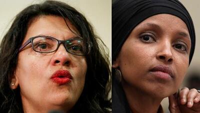 Israel prohíbe la entrada a las congresistas demócratas Ilhan Omar y Rashida Tlaib poco después que Trump pidiera que las vetara