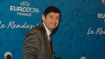 Ministro de Deportes ratifica que la Eurocopa 2016 será en Francia