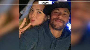 """Neymar felicita a su expareja: """"Solo puedo agradecerte; te amo"""""""