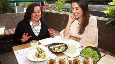 Un pedacito de México en Londres: Maity Interiano encontró el sabor latino en el Reino Unido