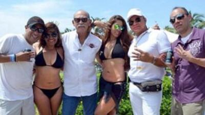 Algunos famosos acudieron a la fiesta donde murió Rafael Arellano Félix