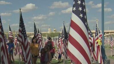 Recuerdan en Tempe a las víctimas del atentado terrorista del 9/11 en su 18 aniversario