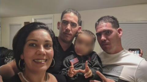 El drama de una familia hispana cuyos tres hijos fueron asesinados presuntamente por el exnovio de una de las víctimas