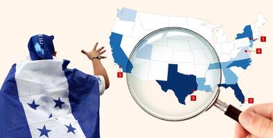 Dónde viven, en qué trabajan y cuánto aportan a EEUU: estos son los hondureños que perderán el TPS