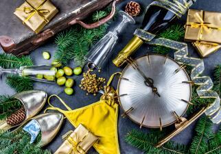 Rituales para el Año Nuevo