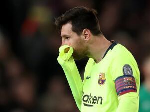 Lionel Messi impuso su magia contra Pogba en los Cuartos de Final de la Champions League