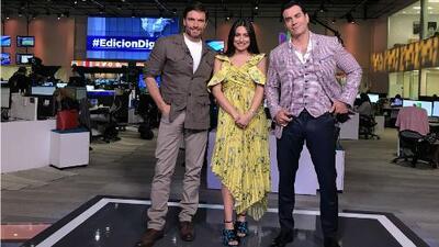 Ana Brenda Contreras, Julián Gil y David Zepeda llegan a Univision en 'Por amar sin ley'