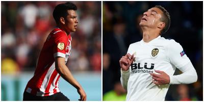 Rumores de Europa: salidas de Lozano y Rodrigo están cerca