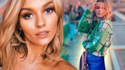 Una imagen vale más que mil palabras: Irina Baeva le calla la boca a los 'chismosos' que la embarazaron
