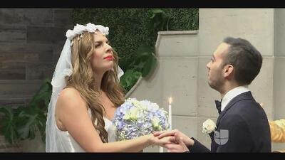 ¿Diego Guirado y Fernanda Kelly se casaron en Las Vegas?