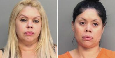 Arrestan a falsa doctora y su hija por realizar aumentos de glúteos en un hotel de Doral