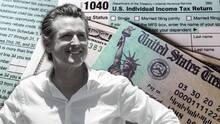 California anuncia cheques de hasta $1,100 para familias de clase media, sin importar estatus migratorio