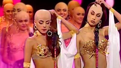 Con la cabeza 'rapada', concursantes a Miss Perú envían contundente mensaje sobre el cáncer de mama